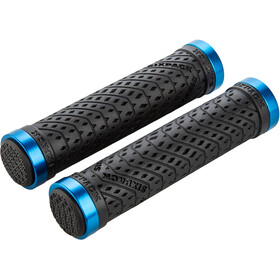 Sixpack K-Trix Lock-On Manopole, black/blue